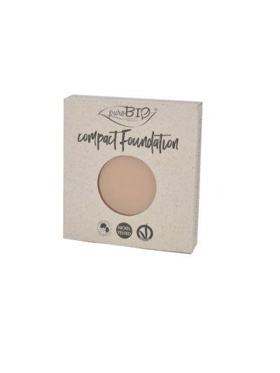 Refill Fondotinta Compatto - PuroBio Cosmetics