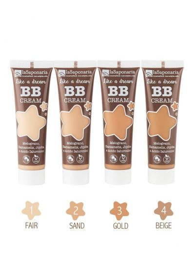 BB Cream Like a Dream - La Saponaria