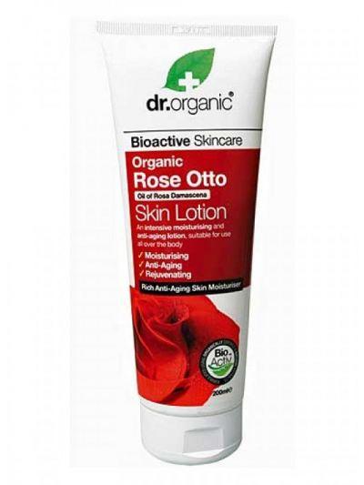 Lozione Corpo alla Rosa - Dr.organic