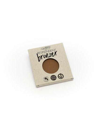 Refill Bronzer RESPLENDENT - PuroBio Cosmetics
