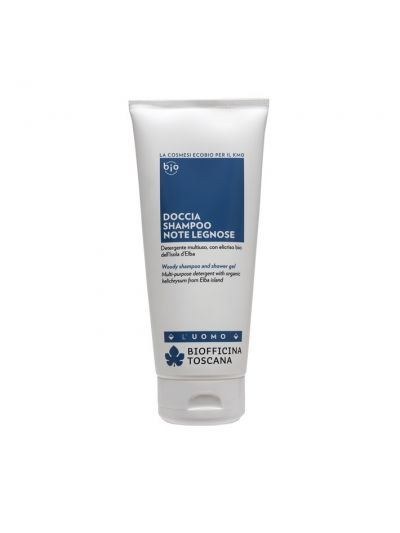 Doccia Shampoo Note Legnose - Biofficina Toscana