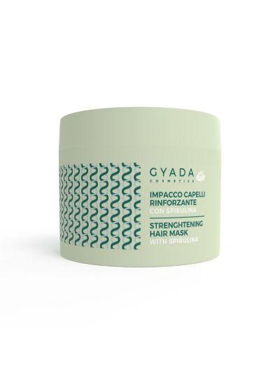 Impacco Capelli Rinforzante - Gyada Cosmetics