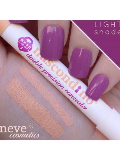 Nascondino Double Precision Concealer - Light - Neve Cosmetics