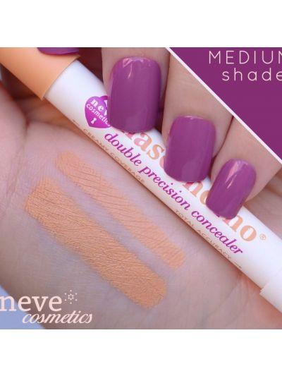 Nascondino Double Precision Concealer - Medium - Neve Cosmetics