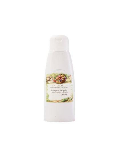 Shampoo al Propolis per Capelli Grassi con Forfora - Fitocose