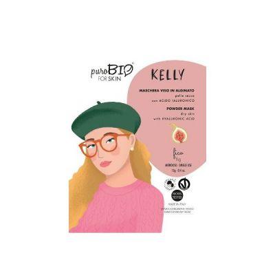 Kelly - Maschera Viso in Alginato Fico- PuroBio Cosmetics